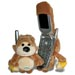 cell phones accessories, netsuke charms, walki talki